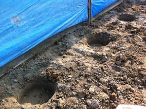 地盤改良工事④